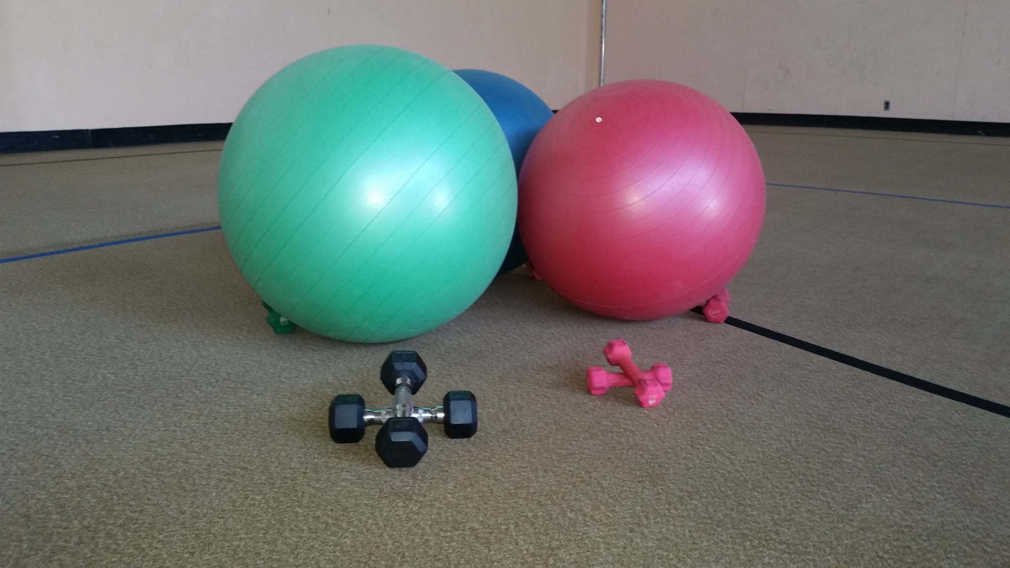 Weights and Core